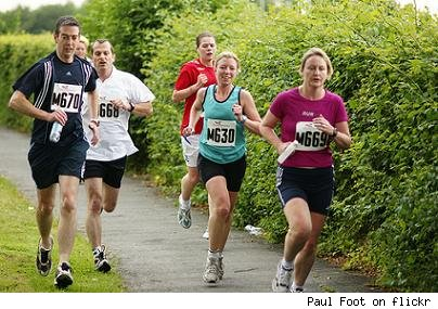 get involved sign up for a race in your community healthy bliss